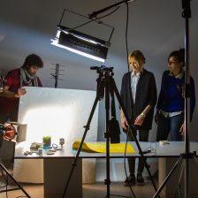 Técnico Superior en Artes Plásticas y Diseño de Fotografía epecialista en Vídeo - IED Visual Madrid